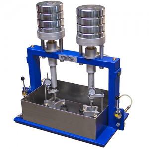 EN 12697-20 Stämpelbelastning av kub- eller cylinderformad provkropp (ABM Asfalt- & Betontechniek B.V.)